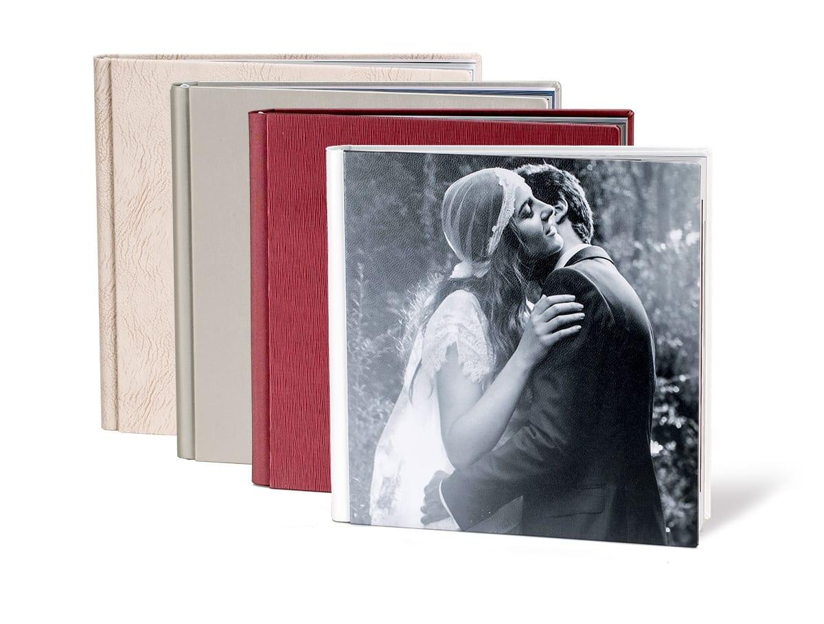 Hochzeitsalbum oder Fotobuch vom Fotografen