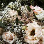 hochzeitsfotografien von Brautsträußen sind immer wie gern genommenen Motive des Hochzeitsfotograf in Hannover